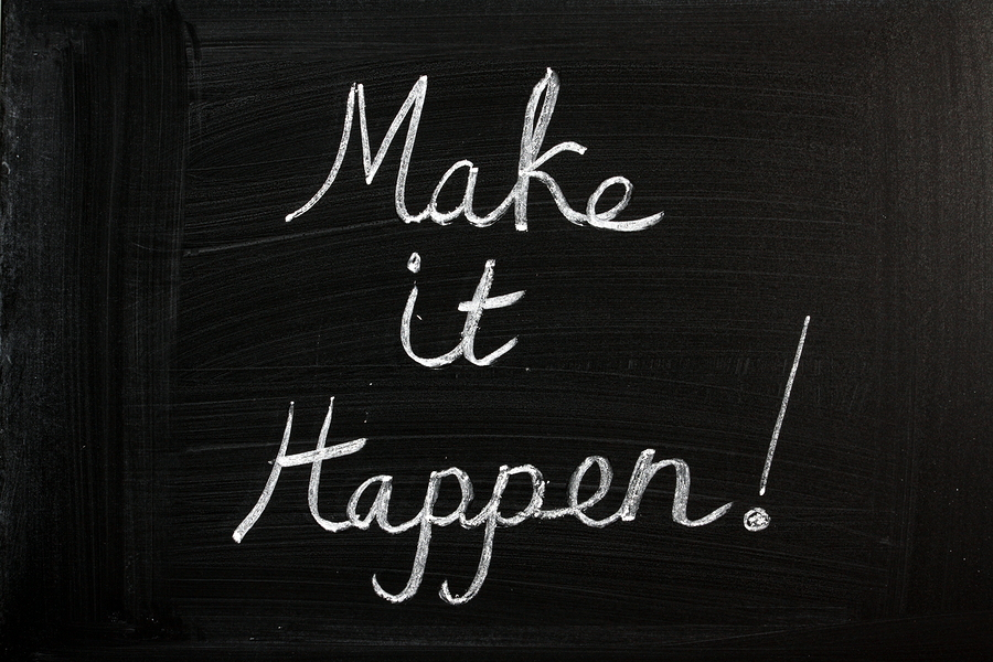 Make It Happen! Become a Life Coach